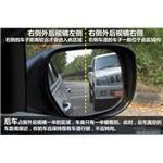 各种判断车距的方法大合集 ——右侧后视镜